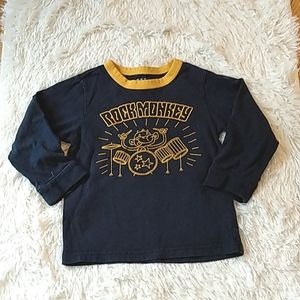 Children's Place long sleeves t-shirt 4T